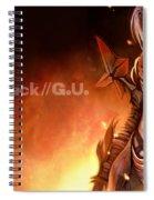 .hack//g.u. Spiral Notebook