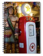 Hackberry Route 66 Arizona Spiral Notebook