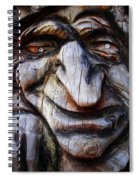Haensel Und Gretel Spiral Notebook