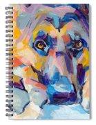 Hagen Spiral Notebook