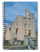 Haha Tonka Castle 2 Spiral Notebook