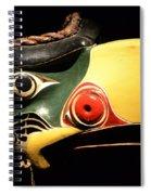 Kolus Mask Kwakwawak Mask 7 Spiral Notebook