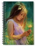 Hailey Spiral Notebook