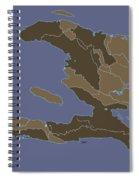 Haiti Cheri Spiral Notebook