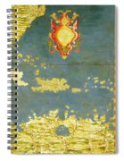 Haiti, Dominican Republic, Puerto Rico And French West Indies Spiral Notebook