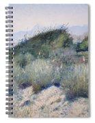 Hajar Mountains Oman 2002 Spiral Notebook