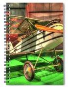 Halberstadt Cl Iv Spiral Notebook