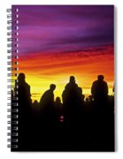 Haleakala Color Show Spiral Notebook