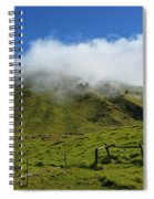 Haleakala Landscape Spiral Notebook