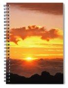 Haleakala National Park Memories Spiral Notebook