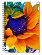 Half-awake Spiral Notebook