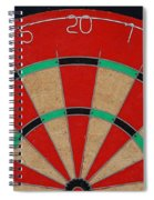 Half Board Spiral Notebook