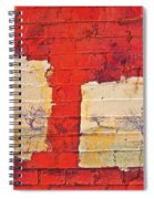 Half The Story Spiral Notebook