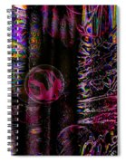 Hall Of Dreams Spiral Notebook