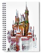 Hall Of The Snow King  Spiral Notebook