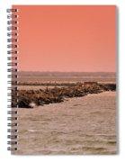 Halladay Spiral Notebook