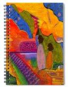 Hallelujah Praise Spiral Notebook