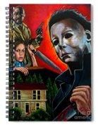 Halloween 1978 Spiral Notebook