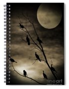 Guardians Of The Lake Spiral Notebook