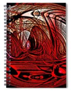 Halloween Fun Spiral Notebook