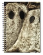 Halloween Ghosts Boo Spiral Notebook
