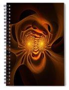 Halloween Ghoul Spiral Notebook