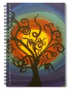 Hallows Eve Spiral Notebook