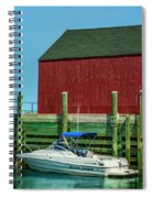 Hall's Harbour Spiral Notebook