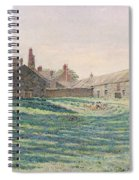 Halton Castle Spiral Notebook