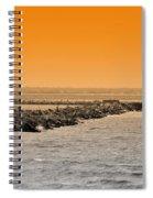 Hamels Spiral Notebook