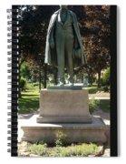 Hannibal Hamlin Spiral Notebook
