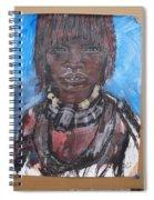 Hammer Female, Irada Humbatova Photography Spiral Notebook
