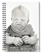 Funny Face Spiral Notebook