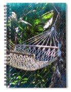 Hammock Dreams Spiral Notebook