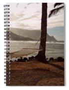 Hammock Shadow Spiral Notebook