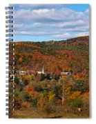 Hammondsport Panorama Spiral Notebook