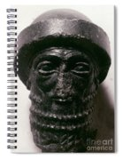 Hammurabi (d. 1750 B.c.) Spiral Notebook