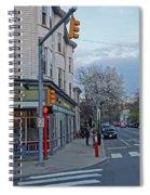 Hampshire Cafe Hampshire Street Cambridge Ma Spiral Notebook
