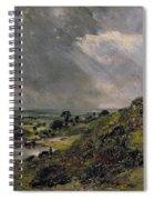 Hampstead Heath Spiral Notebook
