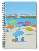 Hampton Beach And Boars Head Spiral Notebook