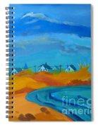 Hampton Dunes Spiral Notebook