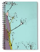 Hamptons Tiffany Spiral Notebook