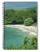 Hana Coast, Hamoa Beach Spiral Notebook