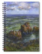 Hana Side Early Evening Spiral Notebook