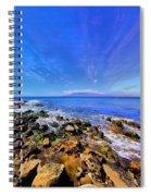 Hanakao'o Beach Spiral Notebook
