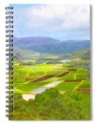 Hanalai Spiral Notebook