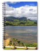 Hanalei Bay Spiral Notebook