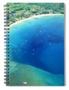 Hanalei Bay Spiral Notebook