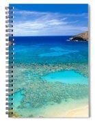 Hanauma Bay Spiral Notebook