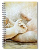 Hand In Hand Spiral Notebook